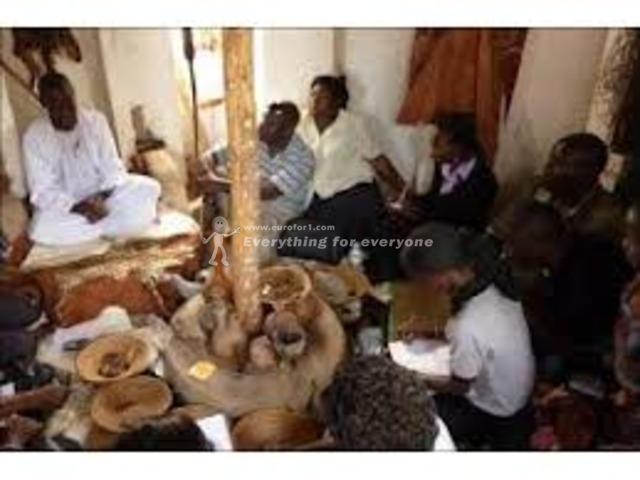 Traditional muthi for infertility,skin diseases, to win