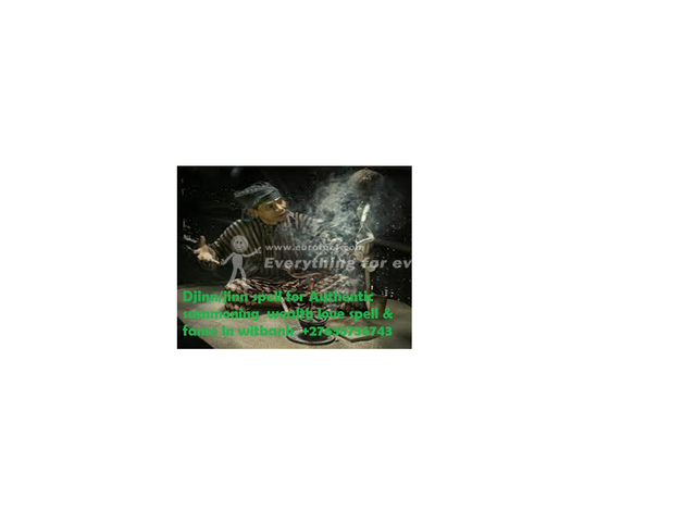 Genie spell for wealth invocation  in Southafrca welkom Nambia windhoek+27638736743