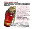 Original Sandawana Oil From India For Luck,Fame,Richness,Protection and Success