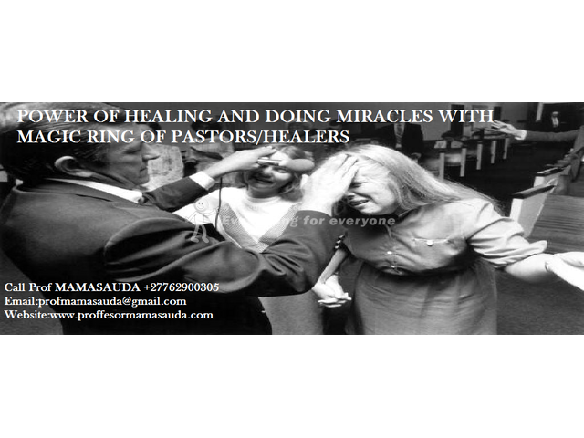 Real Church Powers To Build Any Ministry Pastors Ring +27762900305