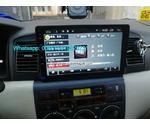 BYD F3 Toyota Corolla Car audio radio android GPS navigation camera