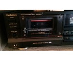 Sell top model cassette TECHNICS RS-B965
